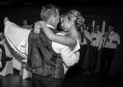 Norm & Kat wedding dance