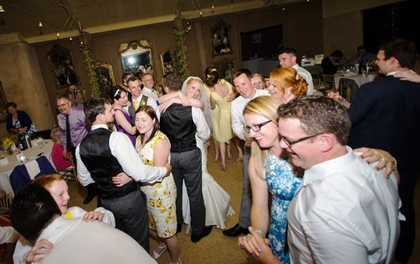 Victoria & Peter bridal party dance R