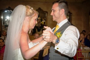 Wedding dance choreography to suit the couple's style