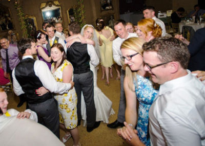 Wedding dance with the father of the bride