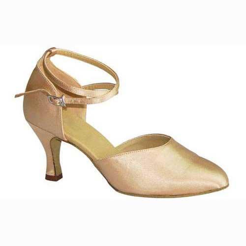 Ladies tan wedding dance shoes at Adelaide Wedding Dance