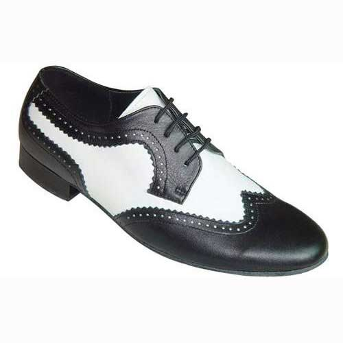 Men-Black & White Wedding-Dance-Shoes at Adelaide Wedding Dance