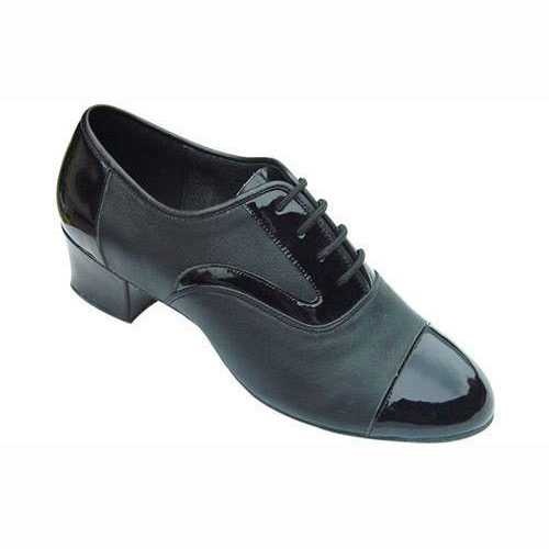 Mens black dance shoes