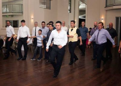 Caliente Group Dance Classes at Dance Amor 8th Birthday Gala Ball