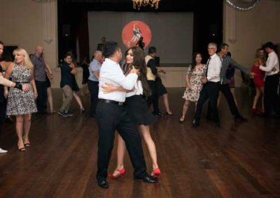 Caliente Group Dance Classes at Dance Amor 8th Birthday Gala Dance Ball