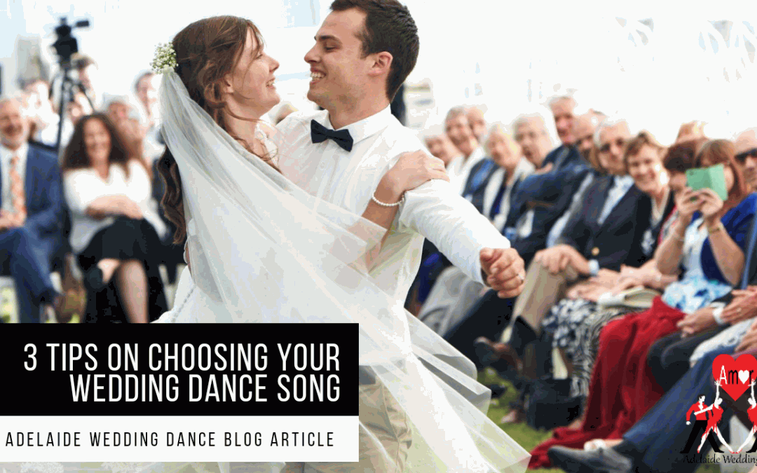 3 Tips on Choosing Your Wedding Dance Song